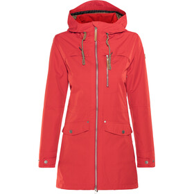 Five Seasons Evelin Jacket Women dark red